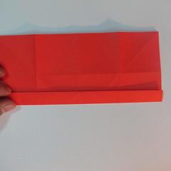 วิธีพับกระดาษพับดอกกุหลาบ 008