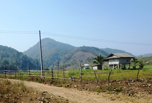 TH-Mae Sot-Mae Sariang-Route (124)