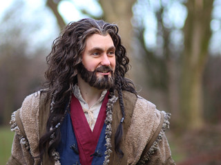 Happy Thorin