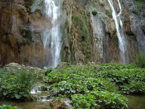 croatia plitvice lakesc