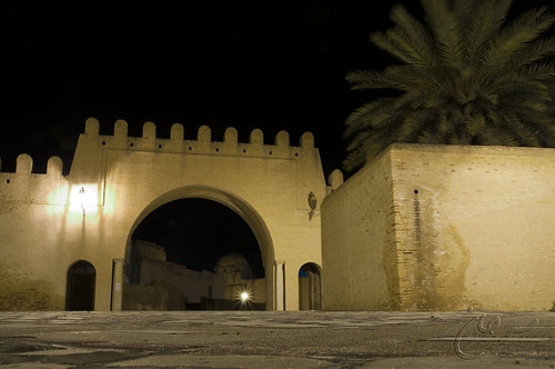 Al-Qayrawan By Night