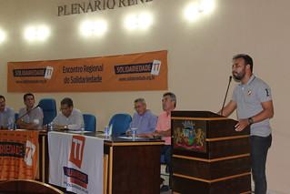 Encontro Regional do Solidariedade no Vale do Ribeira