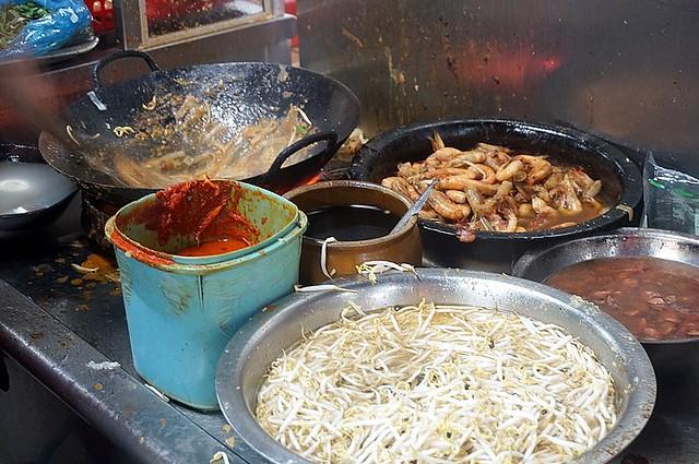 Halal Char Kuey Teow Penang Sany Char Kuey Teow-009