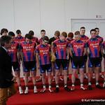 Ploegvoorstelling Davo Cycling Team