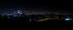 Edmonton Nighttime Pano
