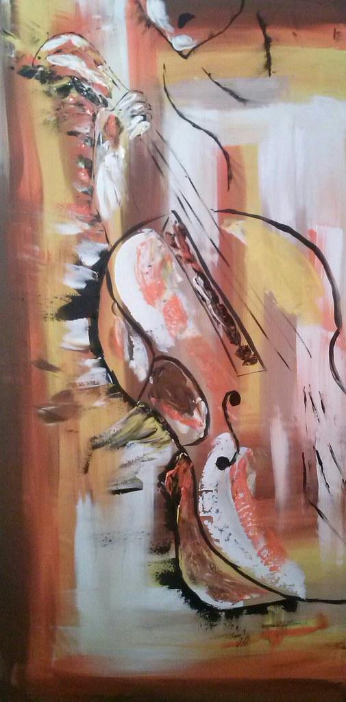 acryl painting 120x60