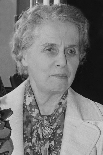 Ninette de Valois, 20 June 1974 © Rob C. Croes / Anefo