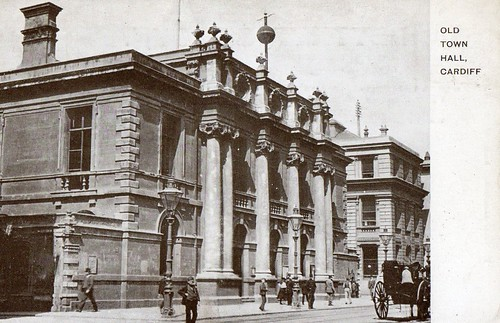 Old Town Hall, Cardiff