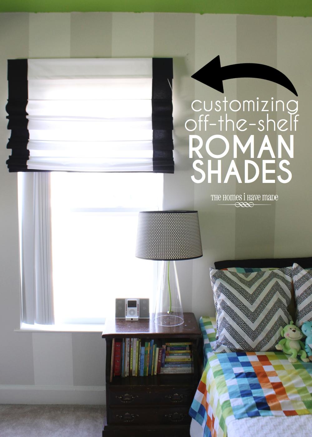 Roman Shades-001