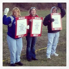 Bluefield, WV RNs Demand Safe Care