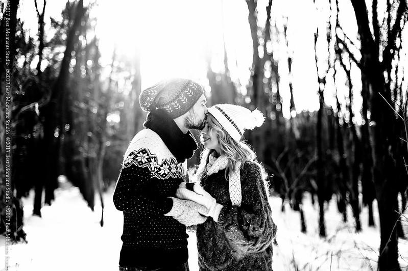 Best Moments Studio  > Фото из галереи `Love Story `