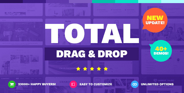 Total WordPress Theme free download