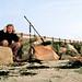 Soundscape Recordist Christopher Seufert at Woods Hole, Cape Cod by Chris Seufert