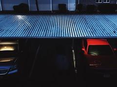 #vsco #vscocam #sunset #sunrise #polymerclay #monochrome #monotone #color #blackandwhite  #architecture #building #project #photolife #gradient #raincity #crossroad #halt #rain #seattle #ocean #tacoma #old #garage