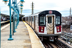 MTA New York City Subway Kawasaki R188 #7261