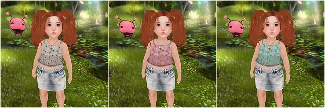 Maple TD Clothing - Hippy Child Outfit