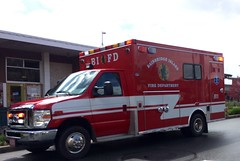 Bainbridge Island Fire Department Aid 21
