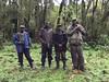 My #Gorilla Trackers National Park #volcanoes #Rwanda #Ruanda