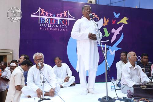 SNM Branch Sanyojak, Kailash Chandra Swain from Cuttack, Odisha