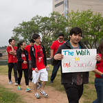 AFSP Out of the Darkness UH Campus Walk
