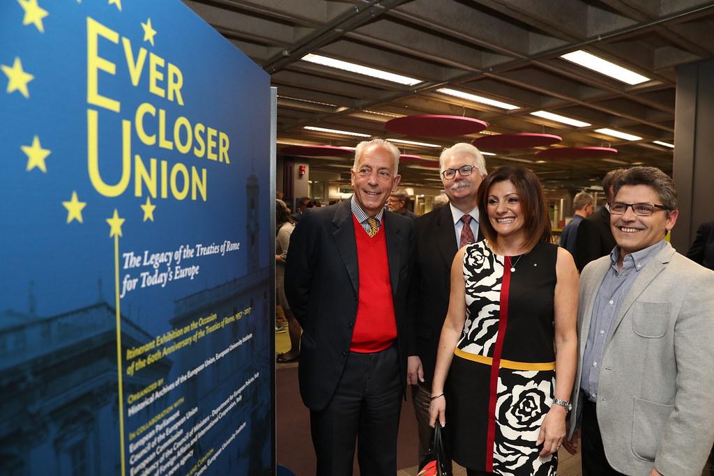 Ever Closer Union Exhibition