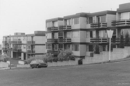 Palmyra Housing Complex, Melville Street c1974.