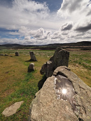 Tomnaverie stone circle (M2268414 M2268410 E-M1ii 7mm iso200 f16 1_500s)