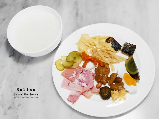 台中HOTEL旅館推薦紅點文旅飯店早餐吃到飽 (3)