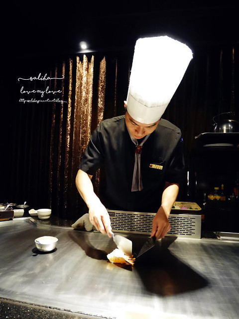 台中美食浪漫餐廳推薦南屯區五權西路凱焱鐵板燒 (12)