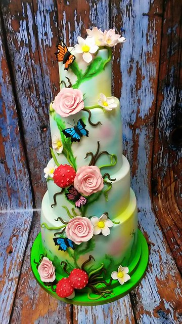 Cake by We R Cakes