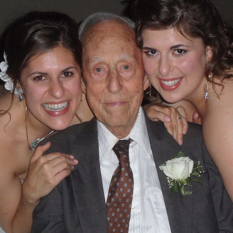 My grandpa, known to us as Morfar, passed away in his sleep last night at 98 years old (less than a week away from turning 99).