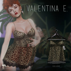 NEW! Valentina E. Lana Negligee @ The Epiphany!