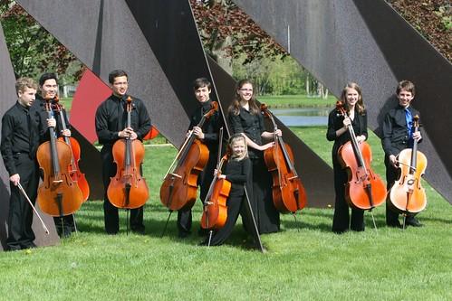 I Cellisti at Lynden