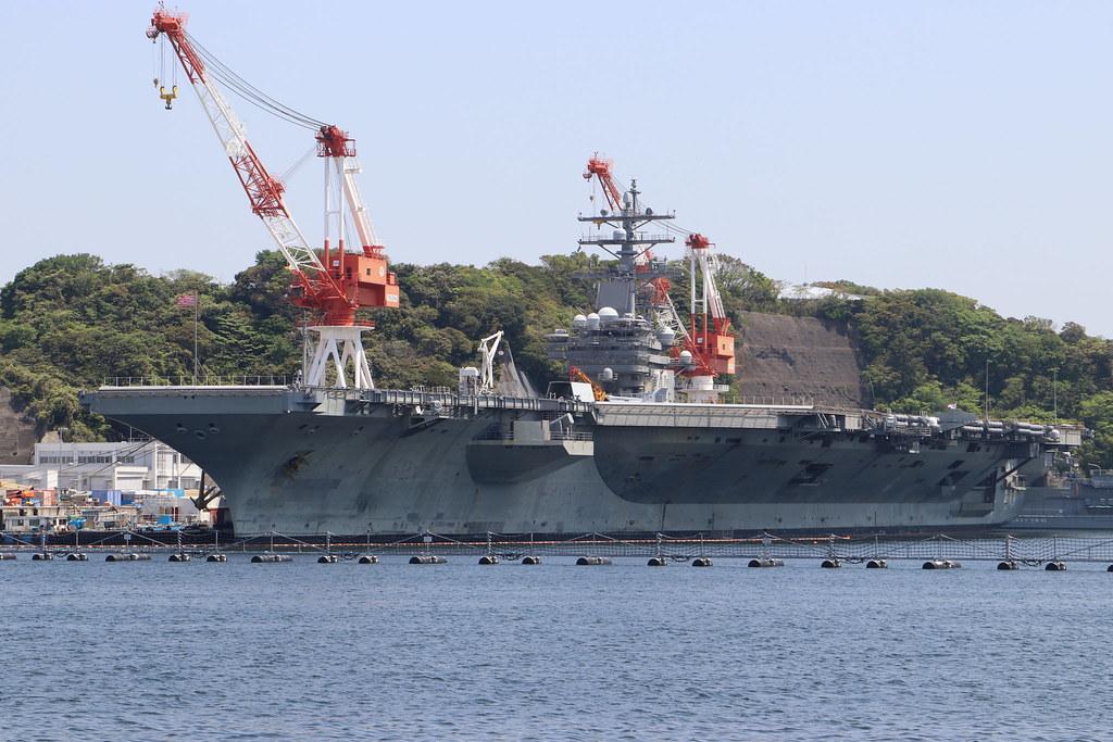 CVN-76 USS Ronald Reagan