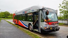 WMATA Metrobus 2009 New Flyer DE40LFA #6394