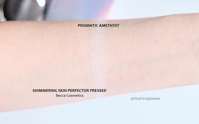 Becca Shimmering Skin Perfector Pressed Prismatic Amethyst swatch