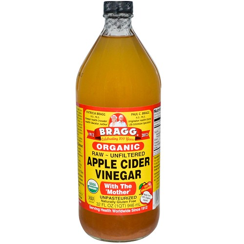 Make Your Own Apple Cider Vinegar Facial Toner