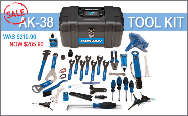 Park Tool Mechanics Kit On Sale