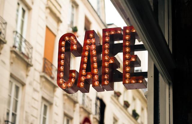 Café Loustic, Paris