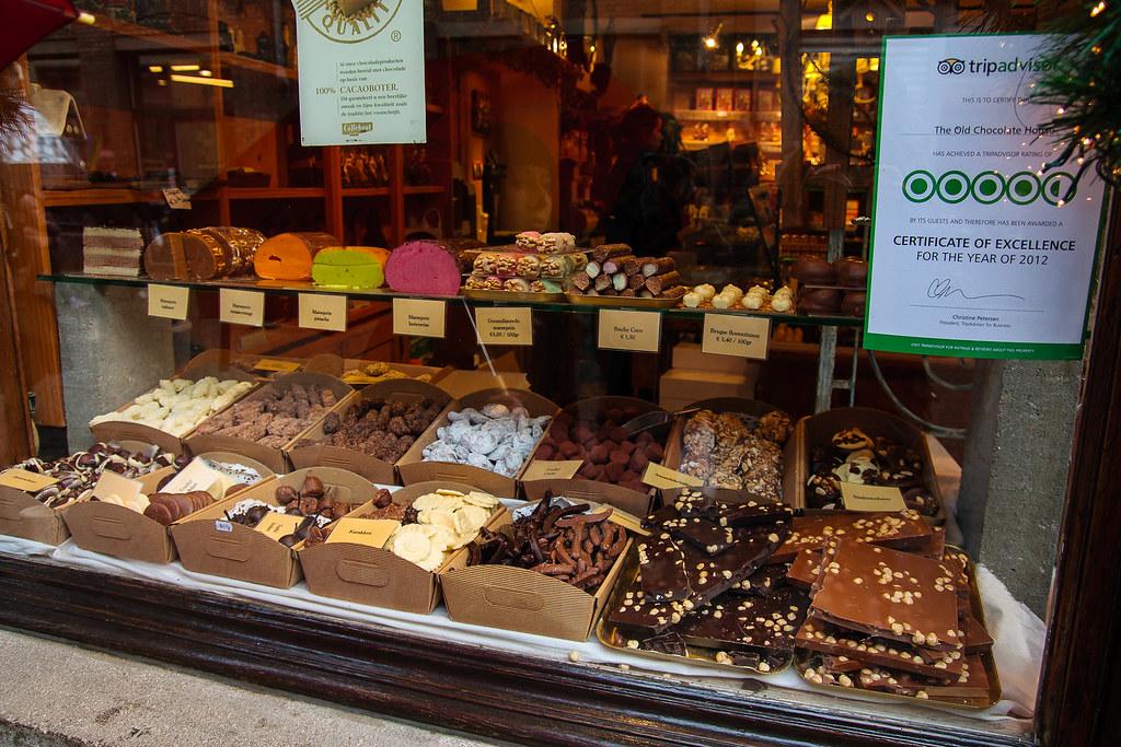 חנות שוקולד בלגי ברוז