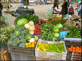 Cotacachi-Ecuador-Market