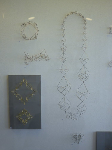 Glasgow School of Art - Jewellery and Silversmithing Degree Show 2013 - Emma M.F. Gregory - 1