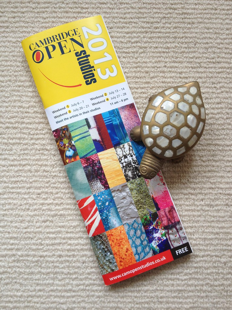 cb open studio brochure