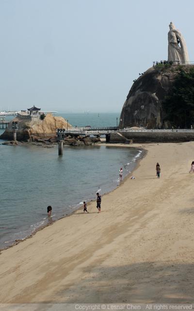 鼓浪嶼的沙灘-0001