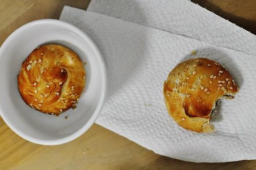 chestnut pastry