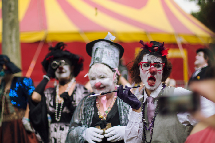 festival des clowns