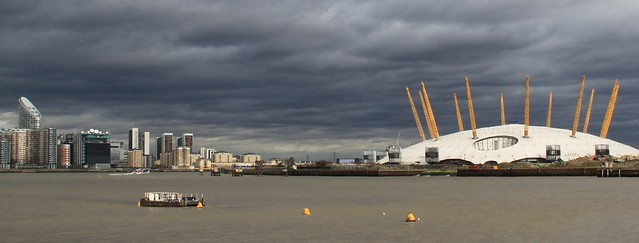 River Thames at Greenwich
