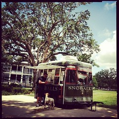 via @tulaneu- Snoballs on campus today! #onlyattulane #onlyinneworleans #snoballs