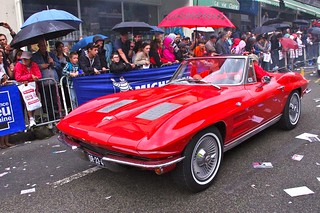 1963 Chevrolet Corvette Sting Ray