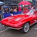 1963 Chevrolet Corvette Sting Ray ©Dave Hamster